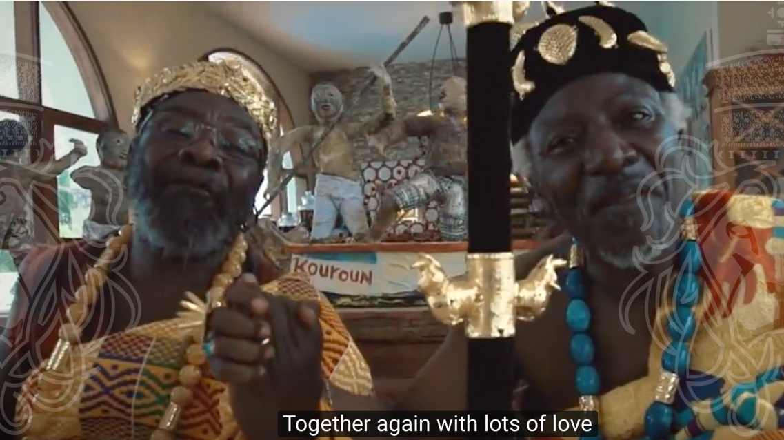 Clinton Fearon feat. Alpha Blondy – Together Again