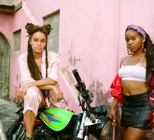Kelissa & Shacia Payne release Anbessa World Mixtape (Road Trip in Jamaica)