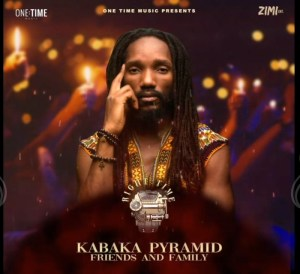 Kabaka Pyramid - Friends & Family