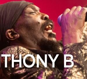 Anthony B Reggae by Night 2019