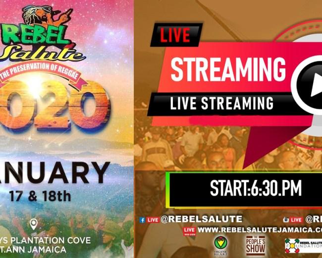 Rebel Salute 2020 Live Stream