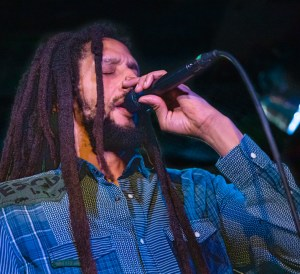 Photos: Julian Marley at Harlow's Sacramento 2019