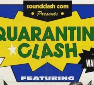 Quarantaine Sound Clash - Raffa vs Kirky C