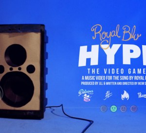 Royal Blu Hype
