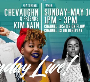 Sunday Live May 10