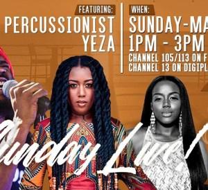 Sunday Live May 3