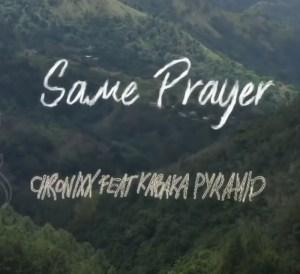 Chronixx ft. Kabaka Pyramid- Same Prayer