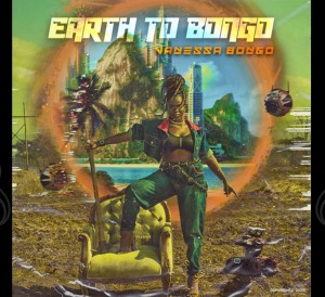 "Vanessa Bongo releases ""Earth To Bongo"" Album"