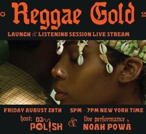 VP Records Reggae Gold 2020 listening session live stream