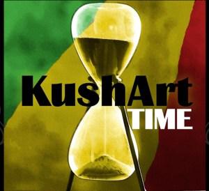 """The Legendary KushArt Release new """"TIME"""" album"""