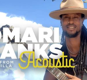 Omari Banks Acoustic Live