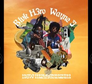 Blvk H3ro & Wayne J release New Millenium Album