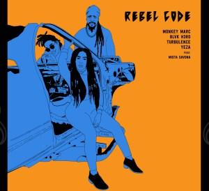 Rebel Code Monkey Marc