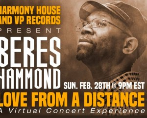 Love from a distance Beres Hammond