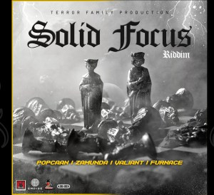 Solid Focus Riddim - EP
