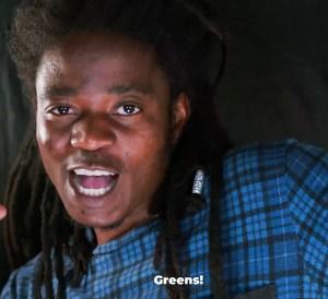 Greens - Proverb Nesta I