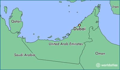 Where is Dubai, The United Arab Emirates? / Dubai, Dubai ...