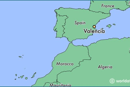 map of valencia region » Path Decorations Pictures   Full Path ...