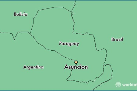 map of asuncion paraguay » Free Wallpaper for MAPS | Full Maps