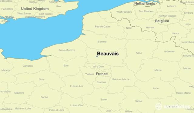 Beauvais Capitale des Hauts de France