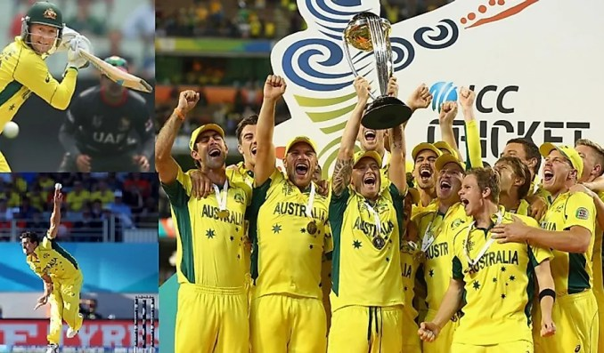 Cricket World Cup History - WorldAtlas.com