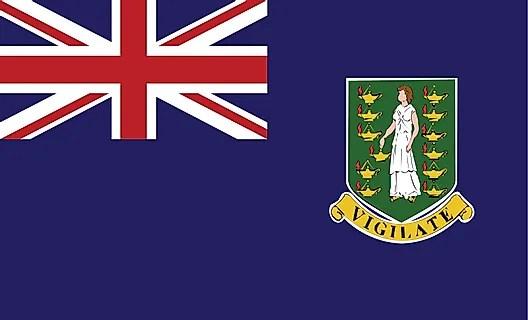 British Virgin Islands Map Geography Of British Virgin Islands Map Of British Virgin Islands