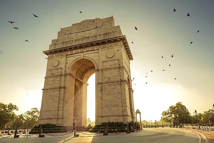 # 2 Índia - 1,2 bilhões