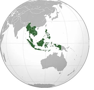 Southeast Asian Nations  Sizes  Capitals  And Populations     Southeast Asian Nations  Sizes  Capitals  And Populations