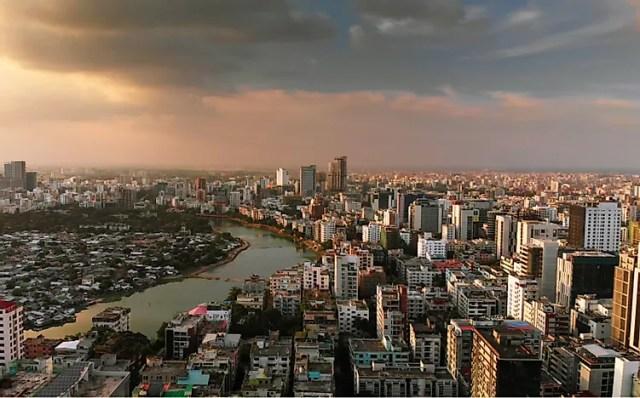 #9 Dhaka - 19.6 million