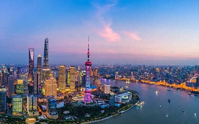 #3 Shanghai - 25.6 million