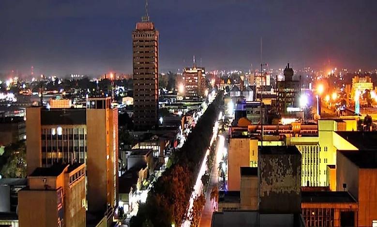 Lusaka City