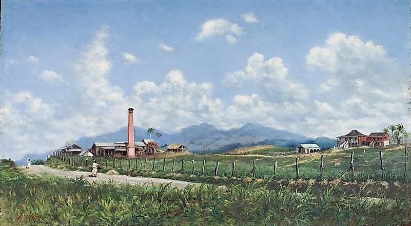 Image result for Hacienda during spanish colonization