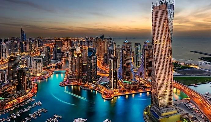 os países mais ricos do mundo - emirados árabes unidos
