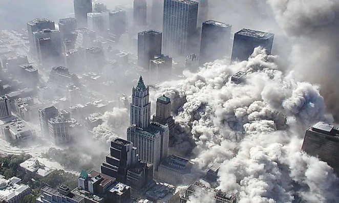 #1 September 11 attacks -