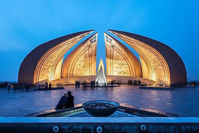 # 4 Paquistão - 207,8 milhões