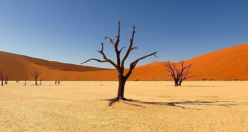 Semi Arid Climate Spain