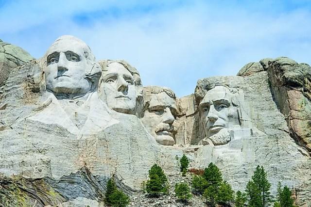 #3 Mount Rushmore - 1925