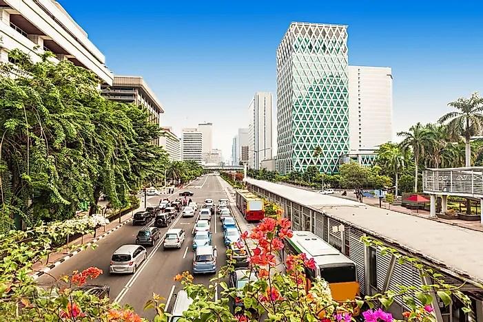 # 3 Indonésia - 255 milhões