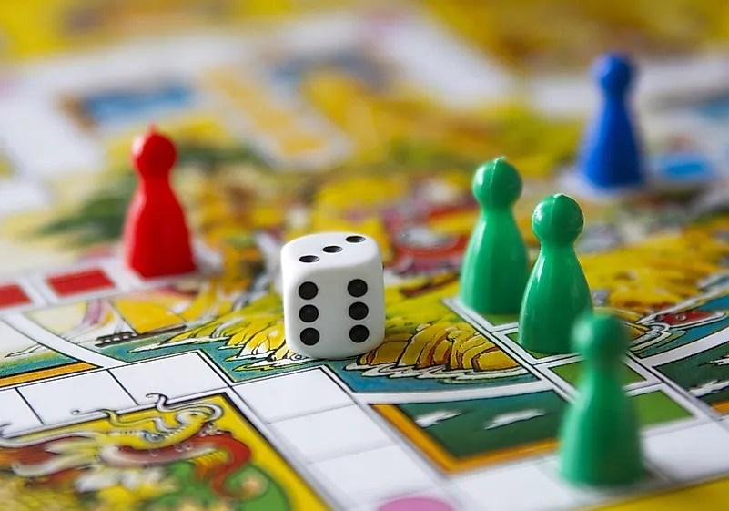 O mundo dos jogos de tabuleiro é enorme e todos podem encontrar pelo menos um jogo para si.