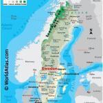 Sweden Maps Facts World Atlas