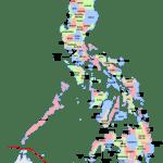 Philippines Map World Atlas