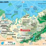Russia Maps Facts World Atlas
