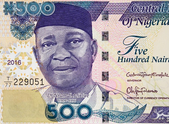 Image result for 7. ₦500- Nnamdi Azikiwe