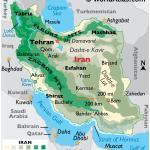 Iran Maps Facts World Atlas