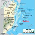 Belize Maps Facts World Atlas