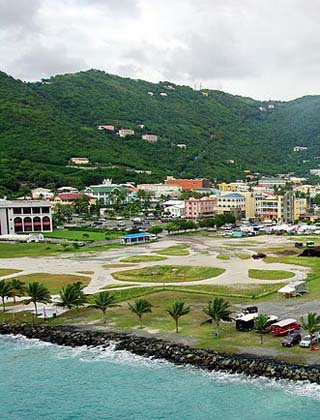 British Virgin Islands Facts On Largest Cities