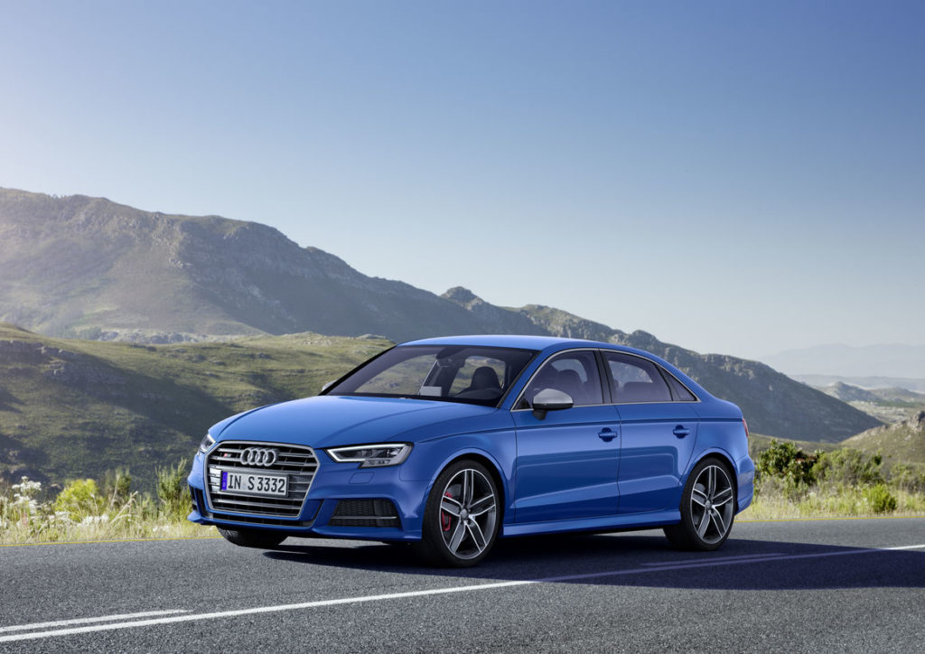 Renewed 2017 Audi A3 First Time With Three Cylinder Engine