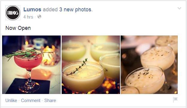 baijiu bar lumos new york opening screen shot