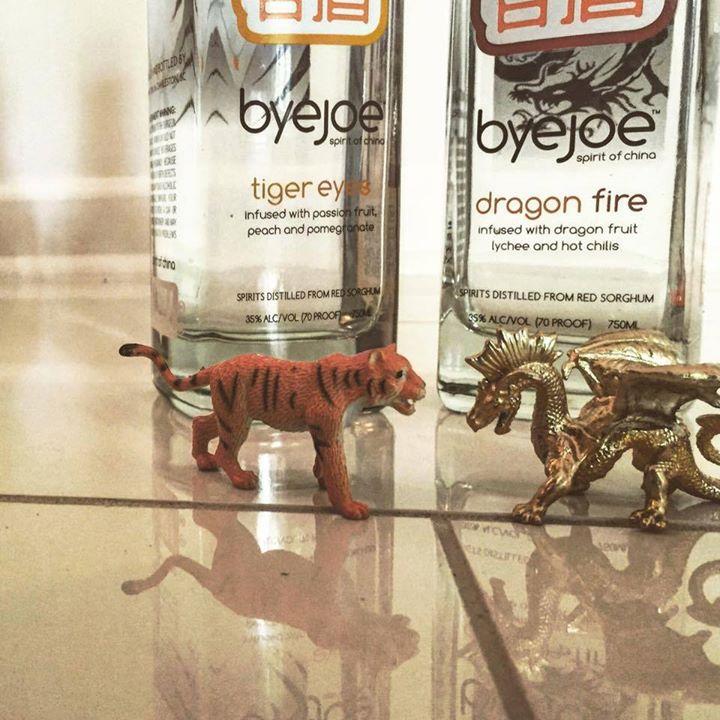 bye joe tiger vs dragon 2