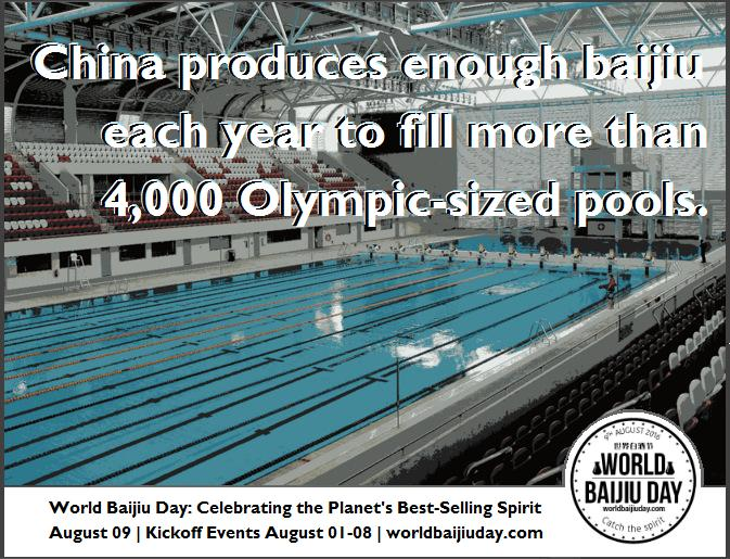 world baijiu day memes swimming pool black text plus white text